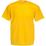 Футболка мужская Valueweight T, желтый фото