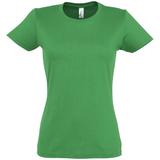 Футболка женская IMPERIAL WOMEN 190, ярко-зеленая фото