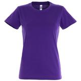 Футболка женская Imperial Women, фиолетовый фото