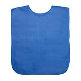 Футбольный жилет Vestr, синий, 100% п/э, синий фото