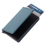 Футляр для кредитных карт Stroll, синий фото