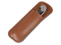 Футляр для штопора Corkscrew Case, коричневый фото