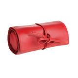 Футляр для украшений Милан, 16х5х7 см, кожа, подарочная упаковка фото