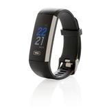 Фитнес-браслет Fit с цветным дисплеем, черный фото