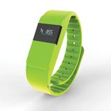 Фитнес-браслет Keep Fit, зеленый фото