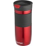 Герметичный термостакан Byron Red, красный фото