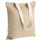 Холщовая сумка на плечо Juhu, неокрашенная фото