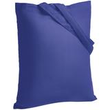 Холщовая сумка Neat 140, синяя фото