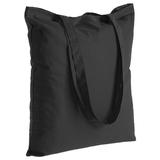 Холщовая сумка Optima 135, черная фото