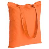 Холщовая сумка Optima 135, оранжевая фото