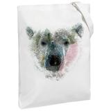 Холщовая сумка Polar Bro, молочно-белая фото