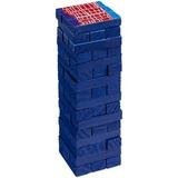 Игра-башня «Небоскребы», синяя фото