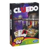 Игра настольная Cluedo, дорожная версия, разноцветная фото