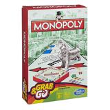 Игра настольная «Монополия», дорожная версия, разноцветная фото