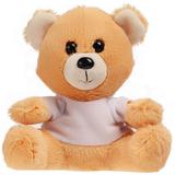 Игрушка «Медвежонок Топтыжка», бежевый фото