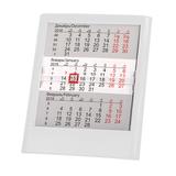 Календарь настольный на 2 года 12,5х16 см, белый фото