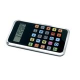 Калькулятор, многоцветный фото