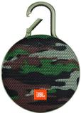 Колонка Bluetooth JBL Clip 3, камуфляж, 1000mAh фото