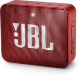 Колонка Bluetooth JBL GO 2, красная, 730mAh фото
