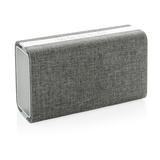 Колонка с зарядным устройством Vogue, серый фото