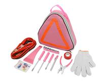 Подарочный набор Автоледи, розовый, оранжевый фото