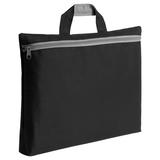 Конференц сумка-папка SIMPLE, черная фото