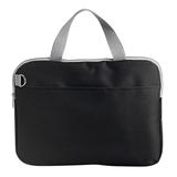 Конференц-сумка Тодес-2 с отделением для ноутбука, черный фото