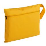 Конференц-сумка Unit Saver, желтая фото