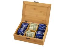 Коробка для чая Чайная церемония, деревянная фото