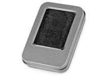 Коробка для флешки Этан, серебряный/серый фото
