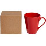 Коробка для кружки Large, крафт фото