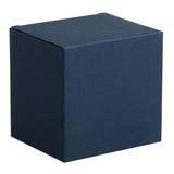 Коробка для кружки, синяя фото