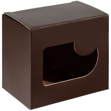 Коробка Gifthouse, коричневая фото