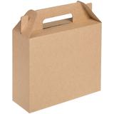 Коробка In Case M, крафт фото