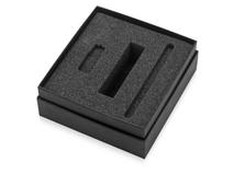 Коробка с ложементом Smooth M для зарядного устройства, ручки и флешки фото