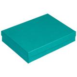 Коробка Reason, бирюзовая фото