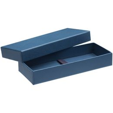 Коробка Tackle, синяя фото
