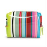 Косметичка colour stripes малая, разноцветный фото
