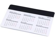 Коврик для мыши Chart с календарем, черный фото