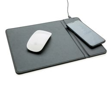 Коврик для мыши с беспроводным зарядным устройством, 5W фото
