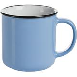 Кружка Dacha, голубая фото