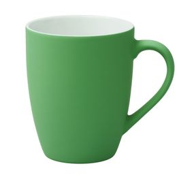 Кружка Good Morning c покрытием софт-тач, зеленая фото