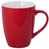 Кружка Good morning, красная фото