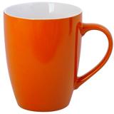 Кружка Good morning, оранжевая фото