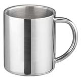 Кружка Kate, серебряный/серый фото