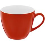 Кружка кофейная Refined, красная фото