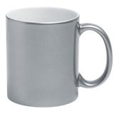 Кружка Ore для сублимационной печати ver.2, 330 мл, серебристая фото