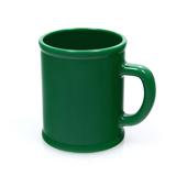 Кружка Радуга, зеленая фото