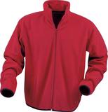 Куртка флисовая мужская LANCASTER, красная фото