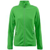 Куртка флисовая женская TWOHAND зеленое яблоко, салатовый, зеленый фото